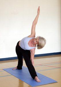 Yoga positie